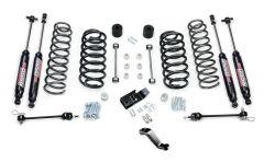 """TeraFlex 4"""" Lift Kit With Shocks For 1997-06 Jeep Wrangler TJ & Wrangler Unlimited 1241450"""