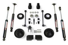 """TeraFlex 2.5"""" Budget Boost Lift Kit With 9550 Shocks For 2007-18 Jeep Wrangler JK 2 Door & Unlimited 4 Door 1255200"""