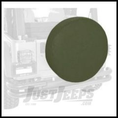 """Rugged Ridge Tire Cover For 27""""-29"""" In Khaki - Universal 12801.36"""