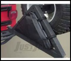 Rugged Ridge RRC Recovery Storage Bag For Fits RRC, XHD and Classic rear tire carrier bumpers 12801.50