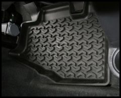 Rugged Ridge 2nd Seat Floor Liner Pair Black 1997-06 TJ Wrangler, Rubicon and Unlimited 12950.10