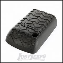 Rugged Ridge Black Polyurethane Foam Armrest Cover For 1997-01 Jeep Wrangler TJ & TJ Unlimited Models 13104.61