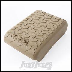 Rugged Ridge Tan Polyurethane Foam Center Console Cover For 2007-10 Jeep Wrangler JK 2 Door & Unlimited 4 Door Models 13107.41