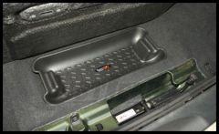 Rugged Ridge Storage Bin Rear Cargo For 2007-10 Jeep Wrangler JK 2 Door & Unlimited 4 Door Models 13122.01