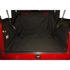 Rugged Ridge C3 Cargo Cover For 2004-06 Jeep Wrangler TJ Unlimited Models 13260.12