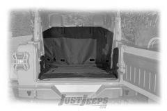 Rugged Ridge C3 Cargo Cover For 2018+ Jeep Wrangler JL 2 Door Models 13260.14