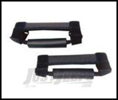 Rugged Ridge Deluxe Grab Handles For 1955+ Wrangler and CJ 13305.02