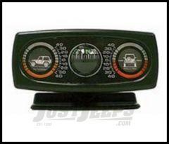 Rugged Ridge Clinometer W/Compass For Universal 13309.01