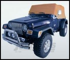 Rugged Ridge Cab Cover Spice For 1992-06 Wrangler and Rubicon 13316.37