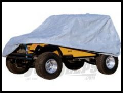 Rugged Ridge Heavy Duty 3 Layer Full Car Cover 1955-06 Wrangler YJ TJ and CJ7 13321.70