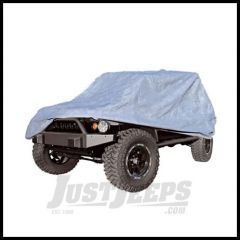 Rugged Ridge 3-Layer Car Cover 2007+ JK Wrangler and Rubicon 13321.80