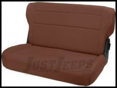Rugged Ridge Fold & Tumble Vinyl Rear Seat Nutmeg denim 1982-95 Wrangler and CJ 13462.07