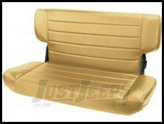 Rugged Ridge Fold & Tumble Vinyl Rear Seat Spice denim 1997-02 TJ Wrangler 13463.37