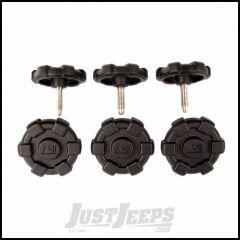Rugged Ridge Hard Top Quick Removal Kit For 2007-18 Jeep Wrangler JK 2 Door & JL 2 Door Models 13510.15