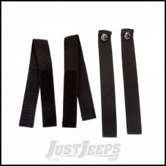 Omix-ADA Rear Window Strap & Velcro For 2007-18 Jeep Wrangler JK 2 Door & Unlimited 4 Door Models 13510.52