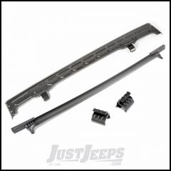 Rugged Ridge Soft-Top & Exo-Top Header Kit For 2007-18 Jeep Wrangler JK 2 Door & Unlimited 4 Door Models 13516.10