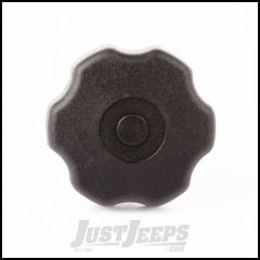 Omix-ADA Long Door Surround Knob For 2007-18 Jeep Wrangler JK 2 Door & Unlimited 4 Door Models 13516.61