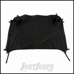 Rugged Ridge Tonneau Cover For 2007-18 Jeep Wrangler JK 2 Door Models 13550.03