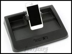 Rugged Ridge Dash Multi-Mount Phone Kit For 2007-10 Jeep Wrangler & Wrangler Unlimited JK 13551.17