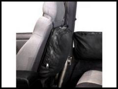 Rugged Ridge Detachable Seat Back Trail Bag CJ Jeep and Wrangler 1976-2010 13551.25