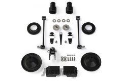 """TeraFlex 2.5"""" Budget Boost Lift Kit For 2007-18 Jeep Wrangler JK 2 Door & Unlimited 4 Door Models 1355200-"""