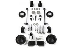 "TeraFlex 2.5"" Budget Boost Lift Kit With Shock Adapters For 2007-18 Jeep Wrangler JK 2 Door & Unlimited 4 Door Models 1355210"