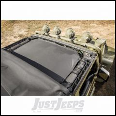 Rugged Ridge Total Eclipse Sun Shade For Soft-Top For 2007-18 Jeep Wrangler JK 2 Door & Unlimited 4 Door Models 13579.15