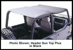 Rugged Ridge Value Line Bimini Plus Top Khaki diamond 1997-06 TJ Wrangler, Rubicon and Unlimited 13581.36
