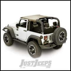 Rugged Ridge Pocket Brief Khaki Diamond 2007-09 JK Wrangler, Rubicon and Unlimited 13587.36