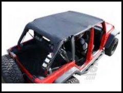 Rugged Ridge Pocket Island Topper Black Diamond 2010+ Wrangler, Rubicon and Unlimited 13592.35