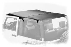 Rugged Ridge Montana Pocket Island Topper In Black Diamond For 2007-18 Jeep Wrangler JK 2 Door Models 13621.35