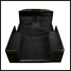 Rugged Ridge Carpet Kit Deluxe Black TJ Wrangler 97-06 13691.01