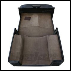Rugged Ridge Carpet Kit Deluxe Sand TJ Wrangler 97-06 13691.10