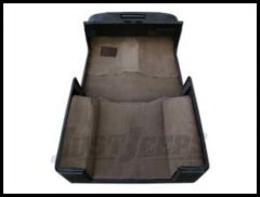 Rugged Ridge Carpet Kit Deluxe With Adhesive -Sand 1976-95 Jeep Wrangler YJ and CJ7 13695.10