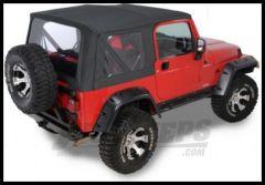 Rugged Ridge XHD Replacement Soft Top Black Denim 1997-02 TJ Wrangler 13725.15