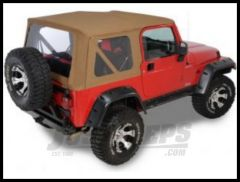 Rugged Ridge XHD Replacement Soft Top Spice Denim 1997-02 TJ Wrangler 13725.37