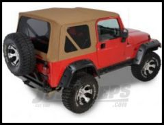 Rugged Ridge XHD Replacement Soft Top with Tinted Windows Spice 1997-02 TJ Wrangler 13726.37