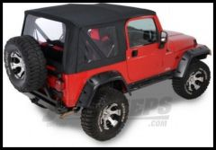 Rugged Ridge XHD Replacement Soft Top Black Diamond 2003-06 TJ Wrangler 13729.35