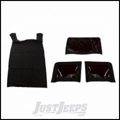 Rugged Ridge Black Diamond Montana Top For 2007-09 Jeep Wrangler JK Unlimited 4 Door Models 13771.35