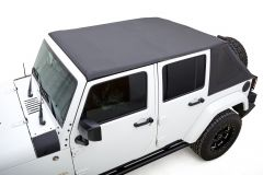 Rugged Ridge Voyager Soft Top For 2007-18 Jeep Wrangler JK Unlimited 4 Door Models 13861.35