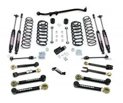 "TeraFlex 4"" Premium Suspension System With Shocks For 1997-06 Jeep Wrangler TJ & Unlimited 1456452"