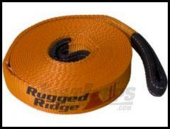 "Rugged Ridge 3"" x 30' 30,000Lbs. Recovery Strap 15104.01"