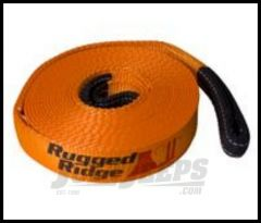 """Rugged Ridge Recovery Strap For 40000LB - 4"""" x 30' 15104.03"""