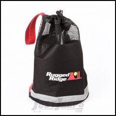 Rugged Ridge 30' Kinetic Rope Cinch Bag 15104.21
