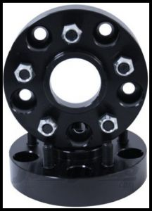 "Rugged Ridge Billet Aluminum 1.375"" Wheel Conversion Spacers For 2007+ JK Wrangler With 5x5 to 5x4.5"" 15201.06"