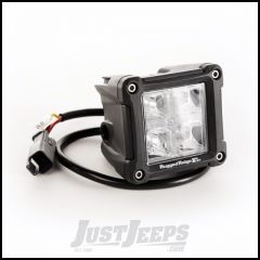 "Rugged Ridge 3"" LED Cube Light Combo High/Low Beam 15209.30"