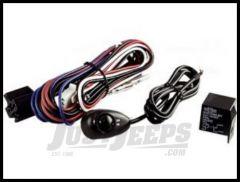 Rugged Ridge Off Road Light Installation Harness Kit For 2-Lights 15210.62