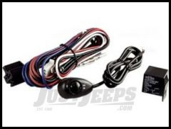 Rugged Ridge Off Road Light Installation Harness Kit For 3-Lights 15210.63