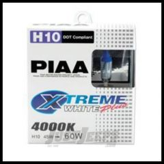 PIAA H10 XTreme White Plus Bulbs Twin Pack 45W Fog Lights 15210