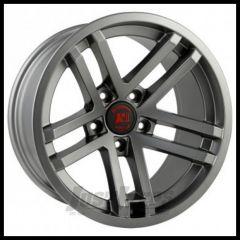 Rugged Ridge 17x9 Jesse Spade Wheel (Gun Metal) For 2007+ Wrangler JK and JL 15303.92
